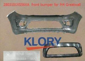 Front bumper M4