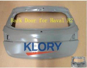 درب صندوق هاوال H2
