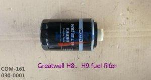 Oil filter H8, H9
