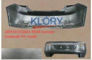 Rear bumper M4