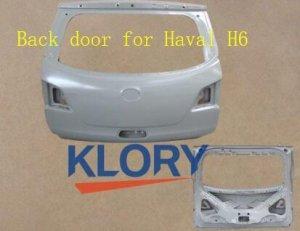 درب صندوق عقب هاوال H6